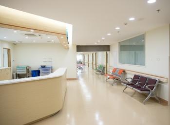 病院シーン